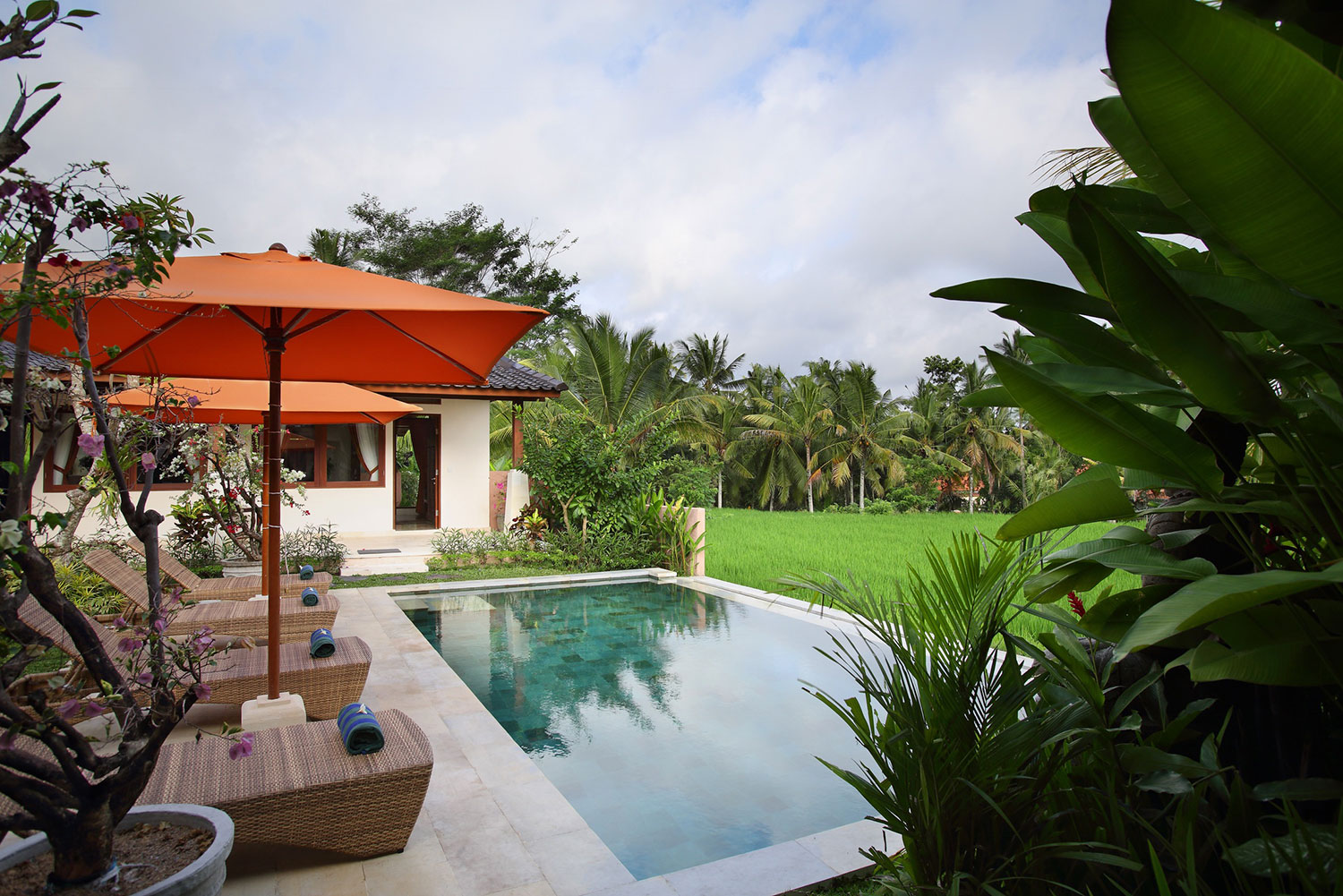 Six Serene Private Pool Villas In Ubud Satori Villas Bali